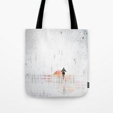 Just Run Tote Bag