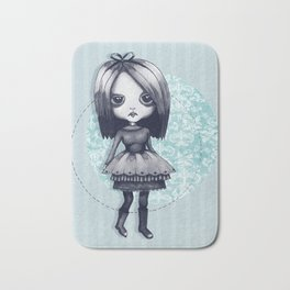 Gothy Girl Bath Mat