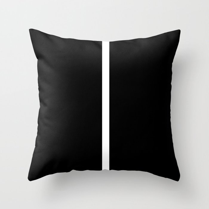 Ultra Minimal I Throw Pillow