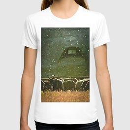 Sheep. T-shirt