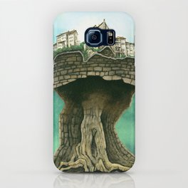 City on a tree iPhone Case