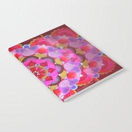 Mandala Opening Notebook
