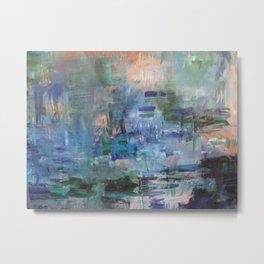 paisaje pastel Metal Print