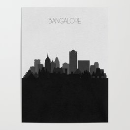 City Skylines: Bangalore Poster