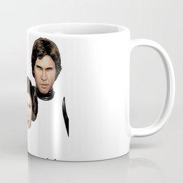 Heroes In White Coffee Mug