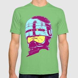 Robocop (neon) T-shirt