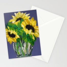 "Sunflowers ""The OG"" Stationery Cards"