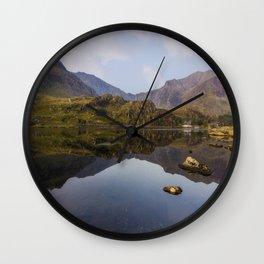 Morning Reflections Wall Clock