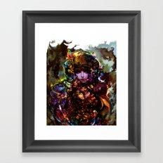 major ghost Framed Art Print