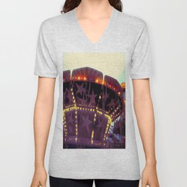 Or Was It a Dream (II)? ~ vintage carnival Unisex V-Neck