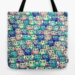 owl-44 Tote Bag