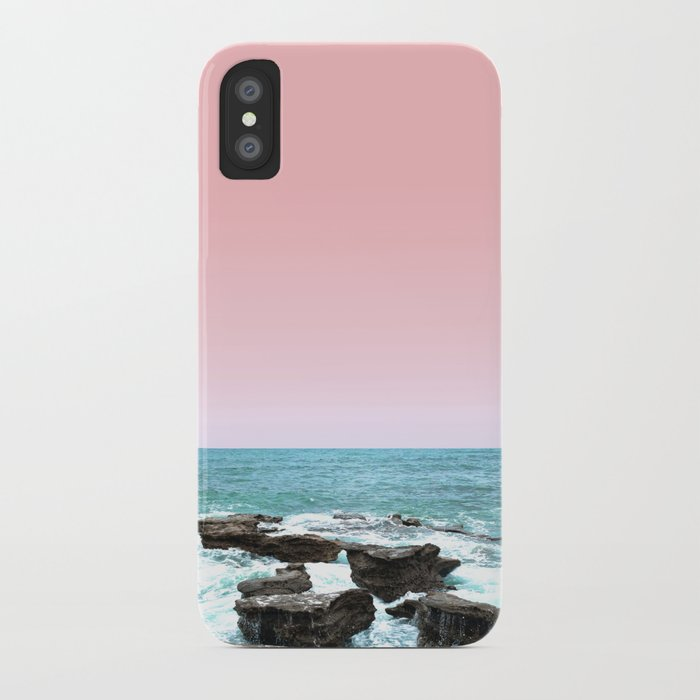 Ocean View III iPhone Case