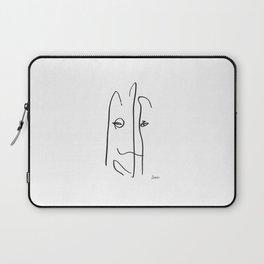 Demeter Moji d22 3-3 w Laptop Sleeve