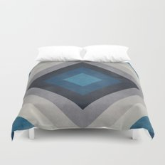 Greece Hues Tunnel Duvet Cover