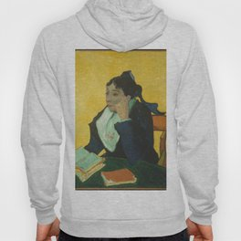 Vincent van Gogh - L'Arlésienne: Madame Joseph-Michel Ginoux (Marie Julien, 1848–1911) Hoody