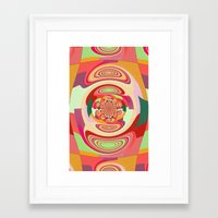 watch Framed Art Prints featuring Watch  by LoRo  Art & Pictures