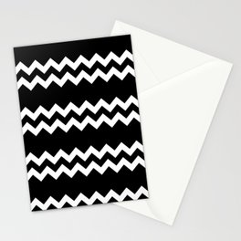 CLASSY (BLACK-WHITE) Stationery Cards