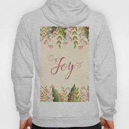 JOY- Holiday illustration Hoody