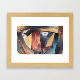 Just As Framed Art Print