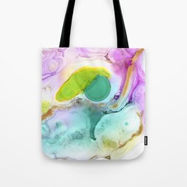 Caribbean Sea II Tote Bag