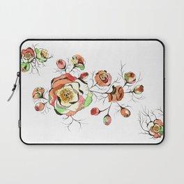 Wild peonies Laptop Sleeve
