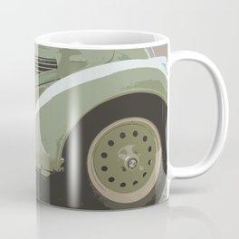 Mille Miglia No.136 Coffee Mug