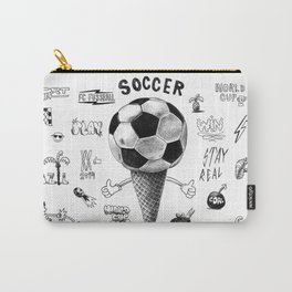 Soccer Worldcup 2014 Carry-All Pouch