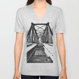 Bridge 5 Unisex V-Neck