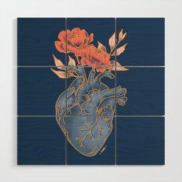 HEART Wood Wall Art