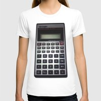 math T-shirts featuring Fuck Math by Wis Marvin