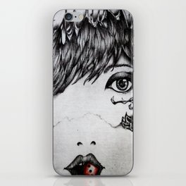 3 Bites iPhone Skin