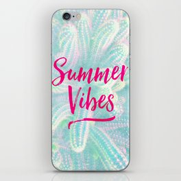 Summer Vibes! iPhone Skin