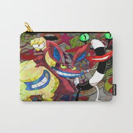 The Realest Monsters Carry-All Pouch