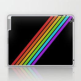 Rainbow Lane Laptop & iPad Skin