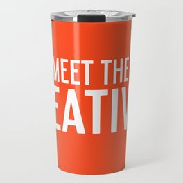 Meet the Creatives Travel Mug