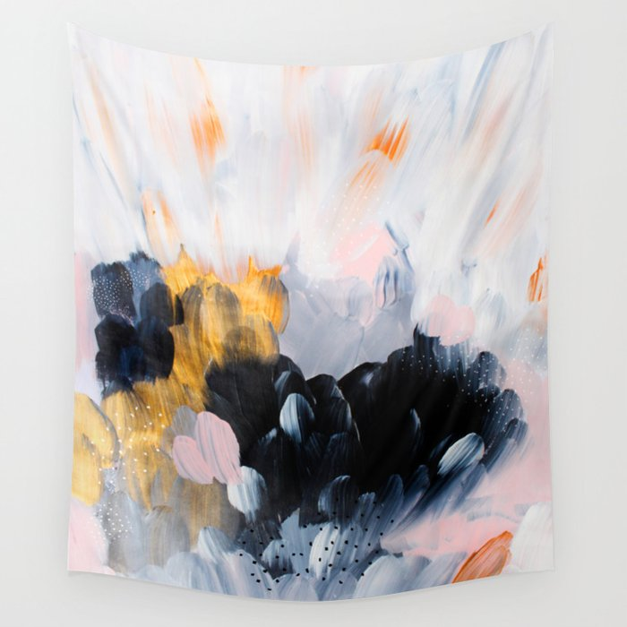 formation: bliss Wall Tapestry