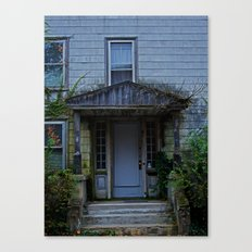 Anybody home? Canvas Print