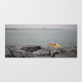 Bosphorus Canvas Print