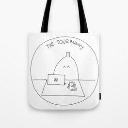 The TourBunny Circle Tote Bag