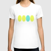 dot T-shirts featuring dot. by Bethany Mallick