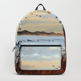 Duck Hunting Season Begins For The Canvasback Backpack