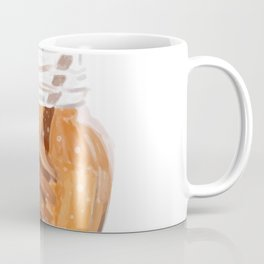 Honey Pot Painting Coffee Mug