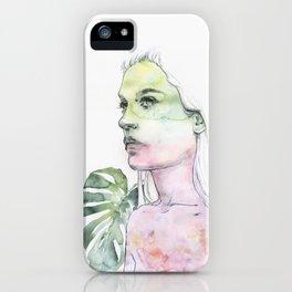 viridescent iPhone Case