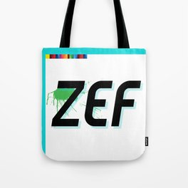 Zef Side Zol 2.0 Tote Bag