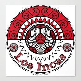 Peru Los Incas (The Incas) ~Group C~ Canvas Print