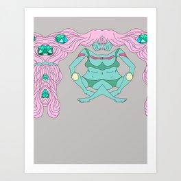 ics Art Print