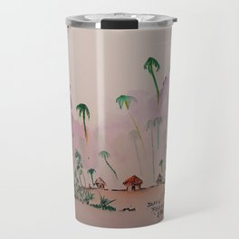 Jungle clearing Travel Mug