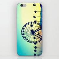 coachella iPhone & iPod Skins featuring Coachella Memories by Electric Avenue