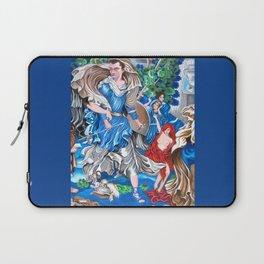Blue Fairy, Sam Fan Art Laptop Sleeve