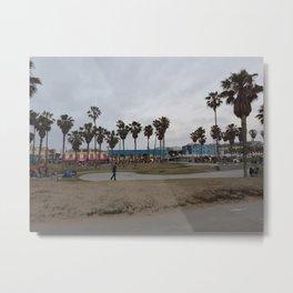 Californian Walk Metal Print